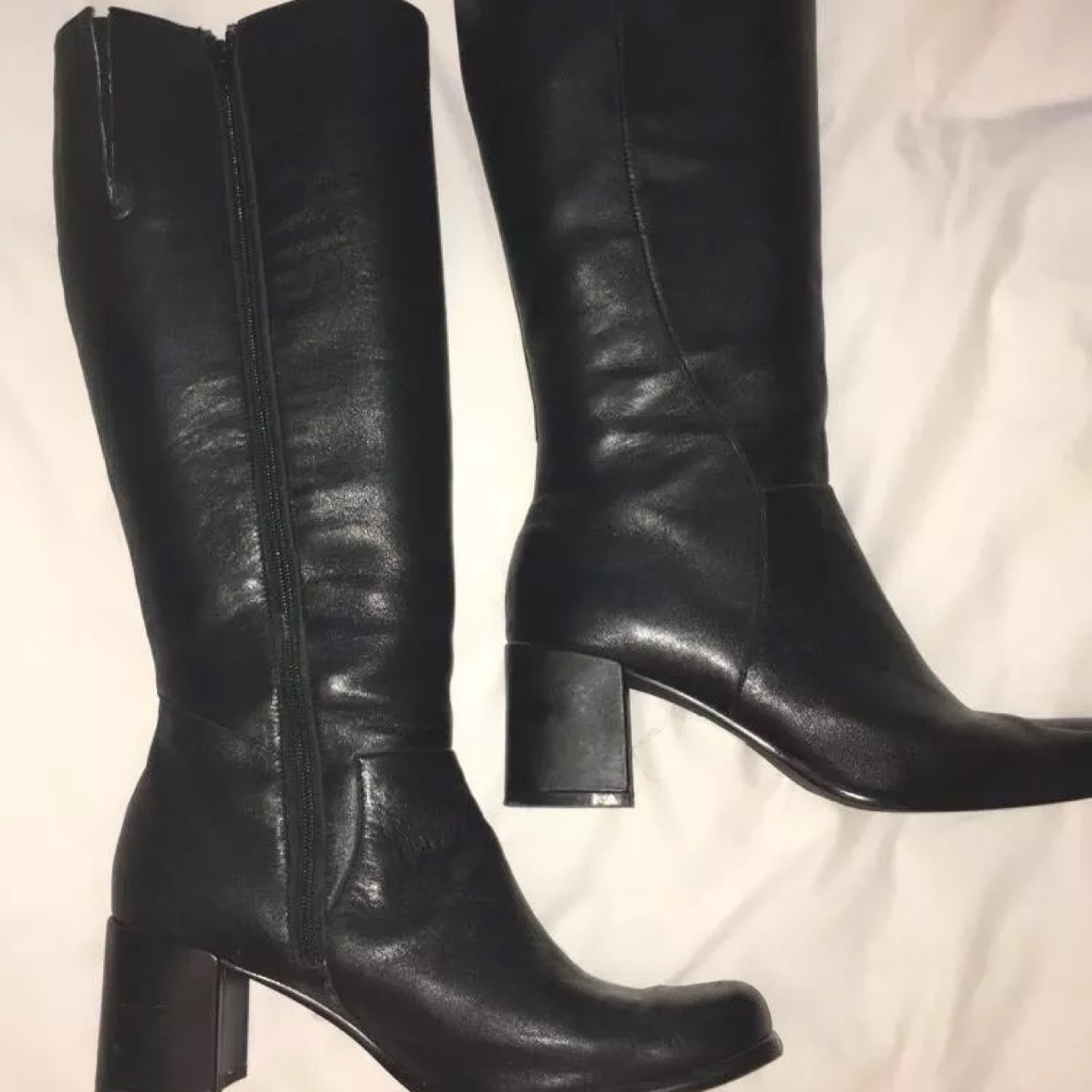 Black Knee High Boots | Shop Boots House of Fraser