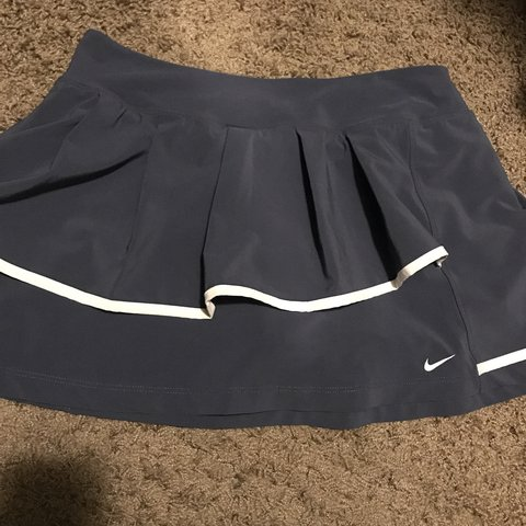 0cddf5750 Built in shorts excellent condition Nike ruffle pleated very - Depop