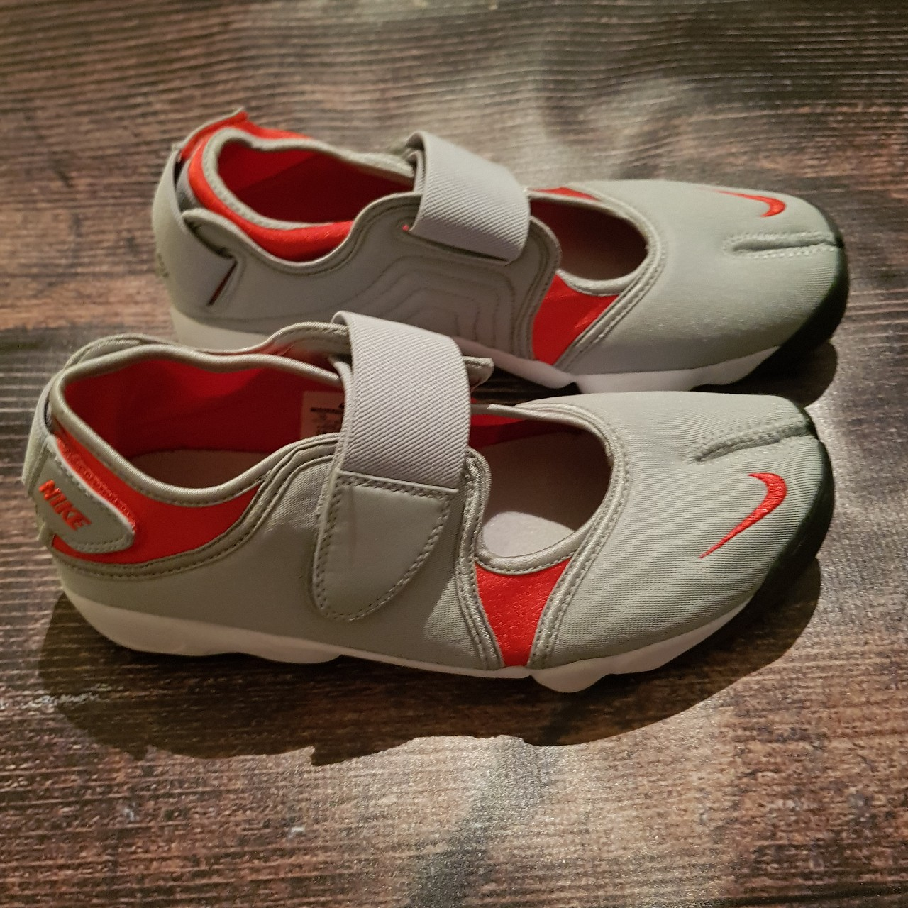 Nike Air Rifts. Adult size 9