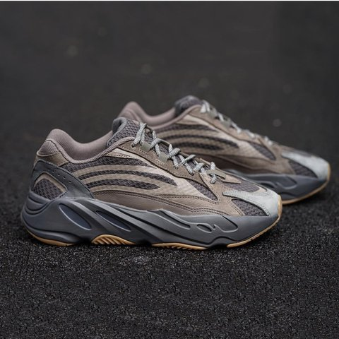 443b0815351a9 Yeezy Boost 700 V2  GEODE  Brand new Box Papers Receipt Size - Depop