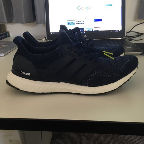 d624932173225 Adidas Ultra Boost Navy 1.0. Size UK9