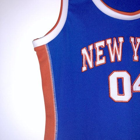 33df2eac8 New York Knicks Basketball jersey dress  04! Very flattering - Depop
