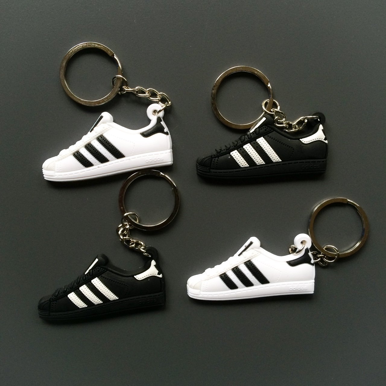 half off ad762 ce898 Adidas Superstar keychain. €5 and shipping included for ones - Depop