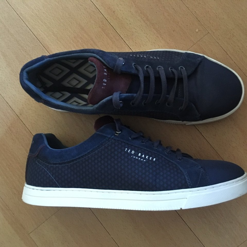Ted Baker Sarpio men's trainers Size 9