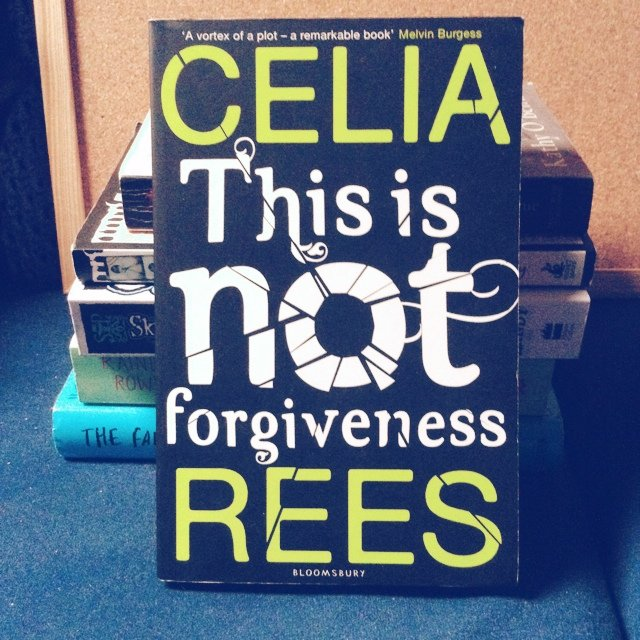 This Is Not Forgiveness By Celia Rees Read Once But Rrp Depop