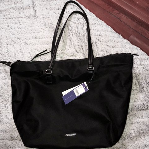 1d7dc4ac8d09 @hspencerbtq. 8 months ago. Richmond, United States. NWT Rebecca Minkoff  nylon tote! Perfect to just toss stuff ...