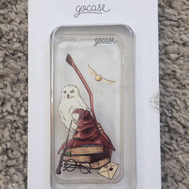 competitive price 70229 04caf Harry Potter gocase • iPhone 5/5s phone case • In... - Depop