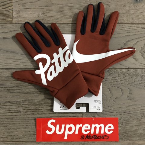 225c2218a9 @neatbones. 3 months ago. Milan, Italy. Nike x Patta gloves. Size: ...