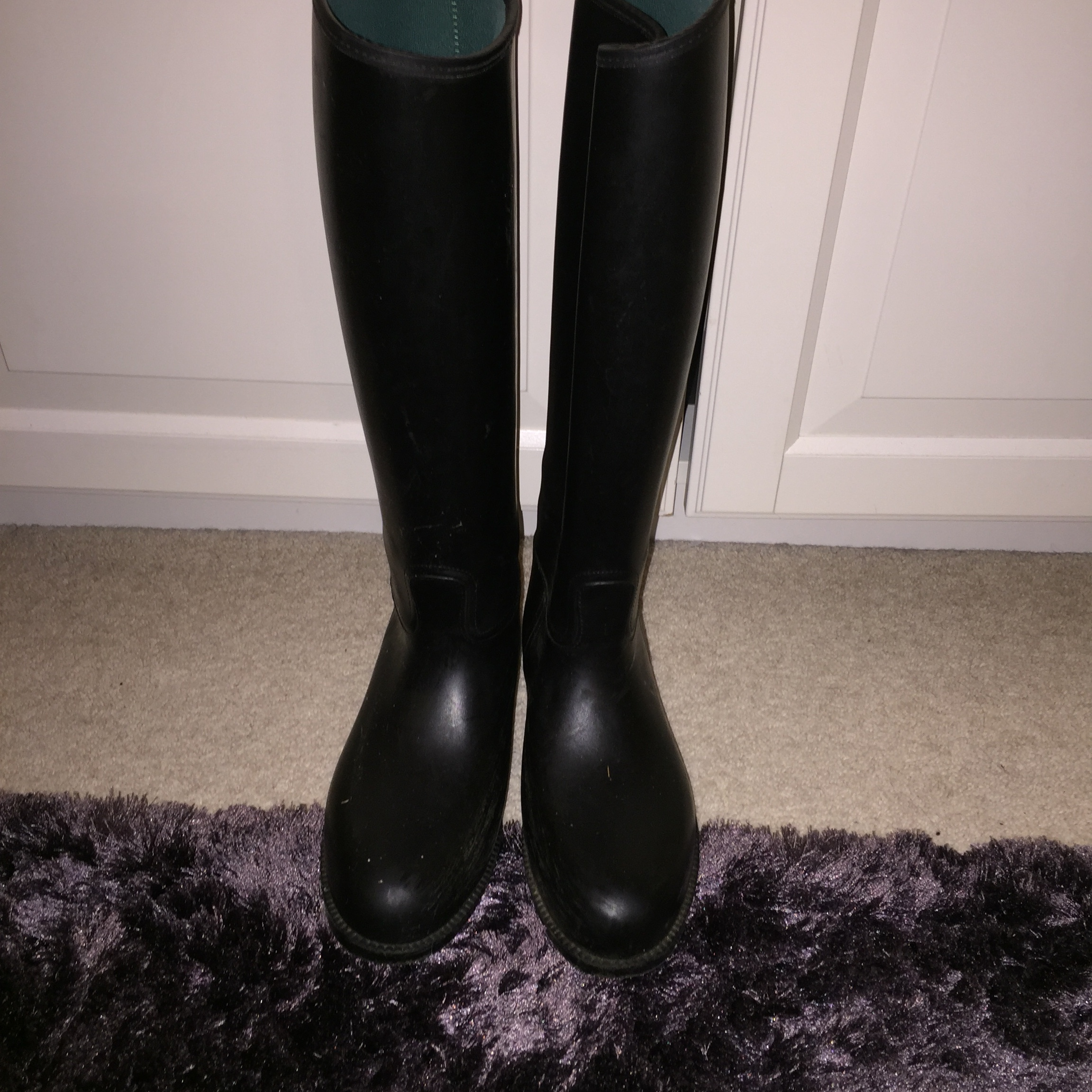 Toggi horse riding boots • only used once or twice •    - Depop