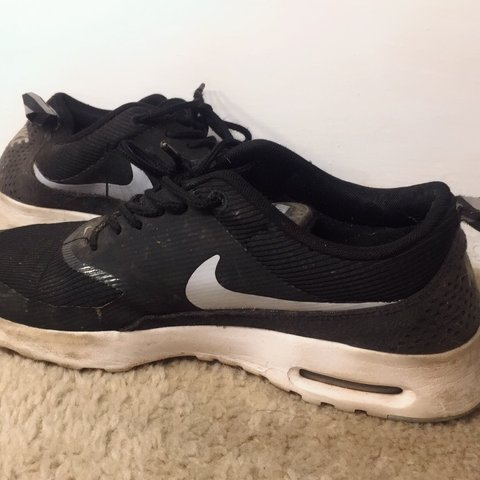Size 5.5 Nike Air Max Thea trainers