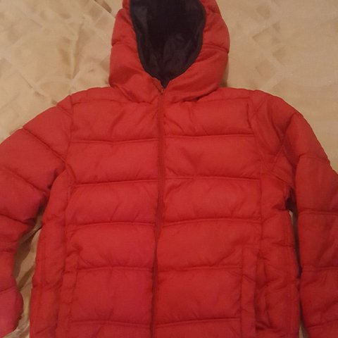 5fc13c644 Zara boys puffer jacket age 13 to 14 years - Depop