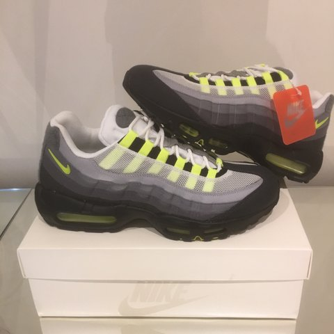 296b84559402f ▫️NIKE AIR MAX 95 PATCH PACK ▫️SIZE UK 9.5 US (Brand new