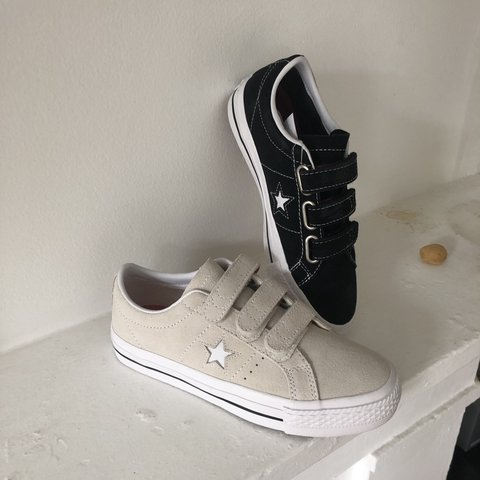 Converse CONS One Star Suede Velcro