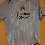 9416d3fac 2007/08 Man City home top. Large Condition