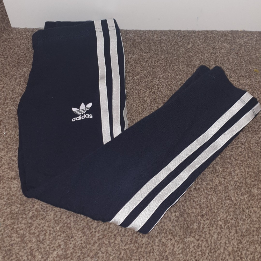 age 6 adidas leggings