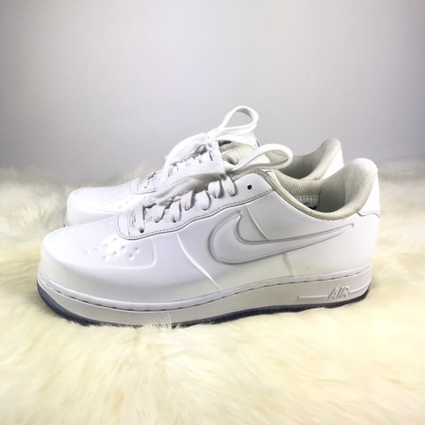 f6acb6f8515e These Nike Air Force One Shoes are extremely gently used. I - Depop