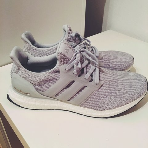 494599f099e Adidas Ultra Boost Size 44 2 3 Never worn!! Bought in Flight - Depop