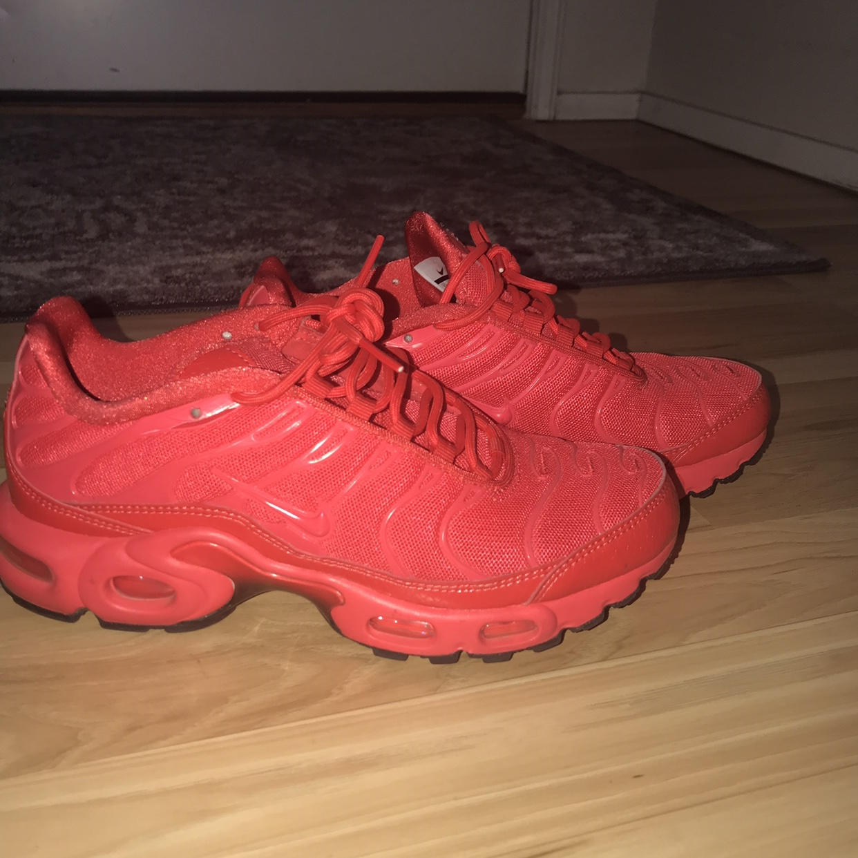 Nike air max plus tn In the color light