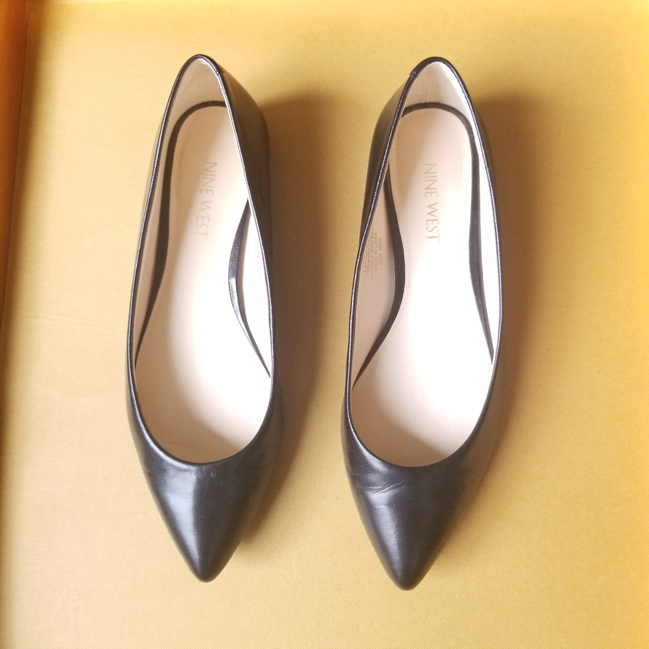 Nine West Onlee Pointy Toe Flats A Very