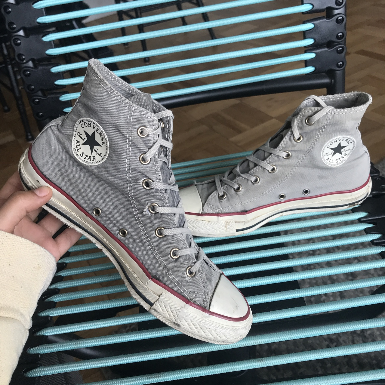 converse old