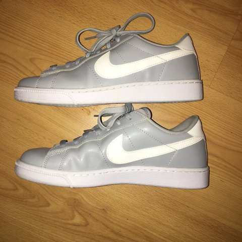 a4ce3dcd98e Nike Tennis Classic Trainers Only been worn a couple of so - Depop