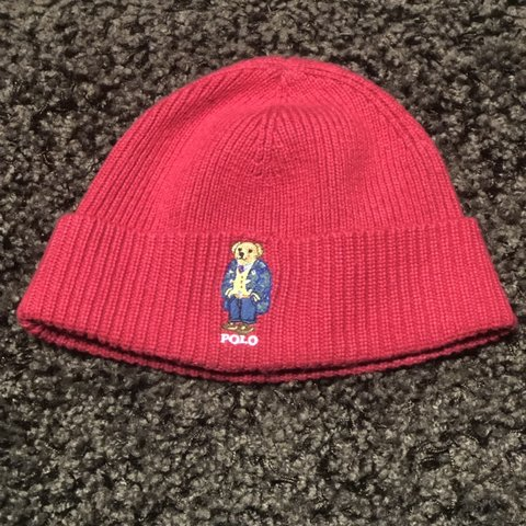 72b2b1c8b14ff1 @sheedo101. 20 days ago. Fraser, United States. Polo bear winter hat!