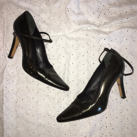 a160c8da015 REAL DEAL vintage Jimmy Choo stilettos 🔥 Marked size 37 fit - Depop