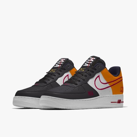 official photos 1caca afa1e @kinobecollection. 7 months ago. Cleveland, United States. Buy Brand New! Nike  Air Force 1 Low Premium ID Team Edition (All NBA ...