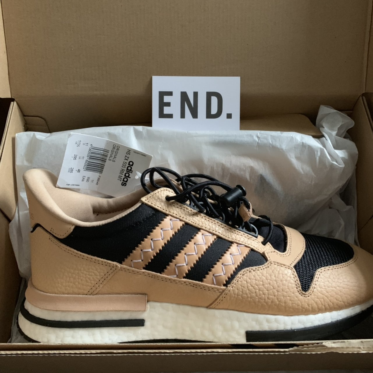 c9ae537be7bf Adidas ZX500 RM x Hender Scheme Brand new with box UK SIZE - Depop