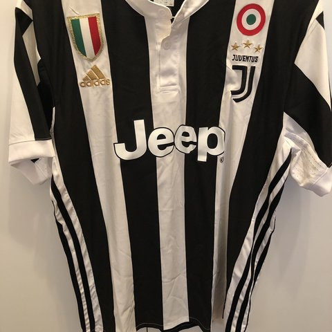 21ed67302 Adidas Official Juventus shirt season 2017-2018.Original. - Depop