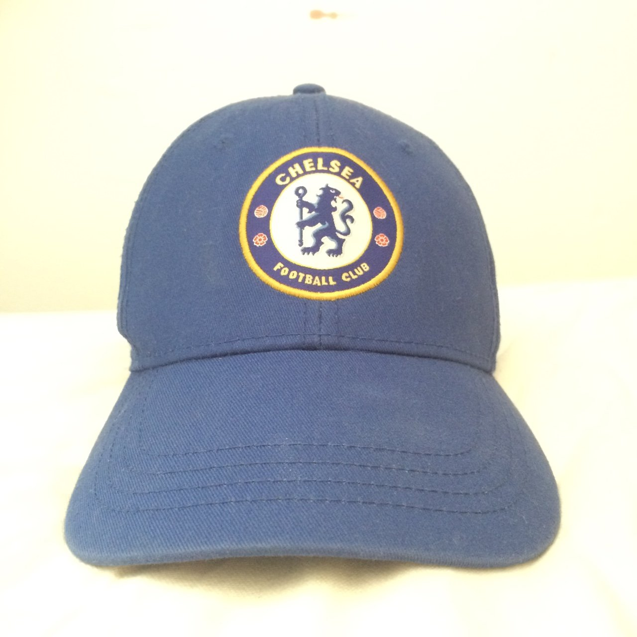 d764cbc9d9d Chelsea FC Cap •Officially from the Chelsea FC Store •Never - Depop