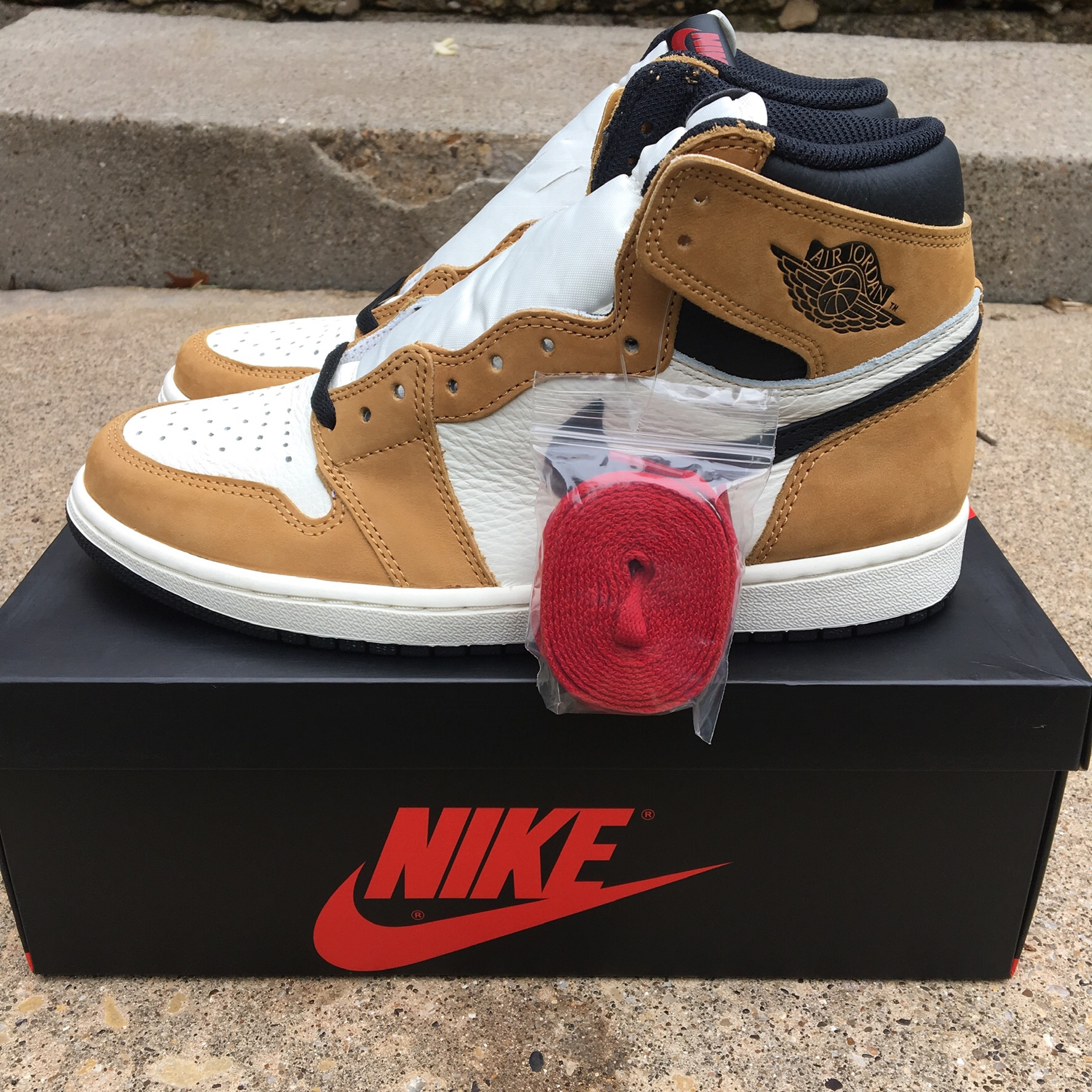 Jordan 1 ROTY (rookie of the year) Size
