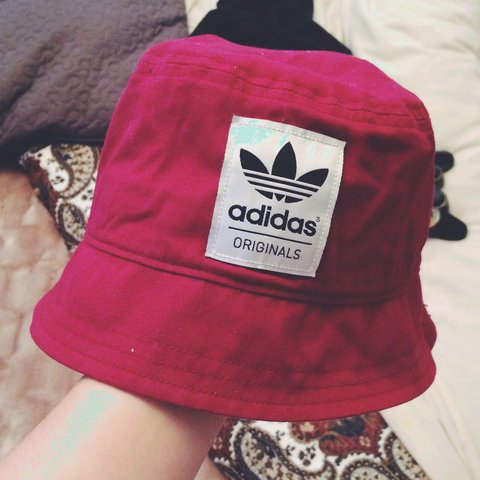 df3434c25a7 Adidas Bucket Hat    Medium     adidas  bucket  buckethat - Depop