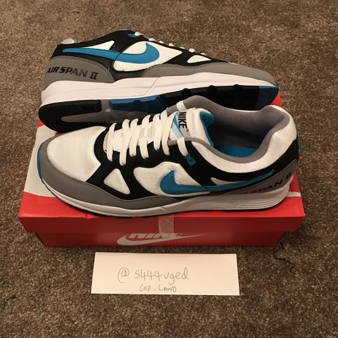 release date: a652f cddce  s444vged16. 6 months ago. Bourne, United Kingdom. Nike Air Max Span 2. Men s  size UK 10.5