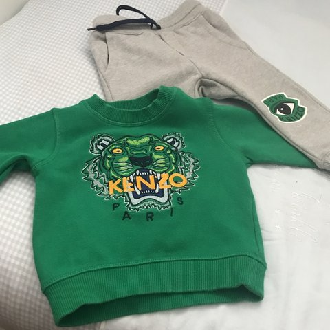 3ce91bdbd0 @alannag78. 7 months ago. Glasgow, United Kingdom. Baby boys beautiful kenzo  tracksuit age 12 months excellent condition.