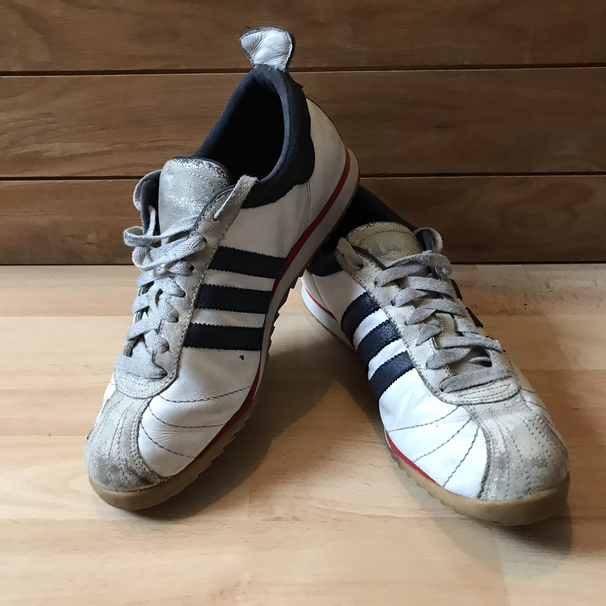 Trainers Men's Depop 68 Cup World Uk White Adidas Leather 7bfgY6y
