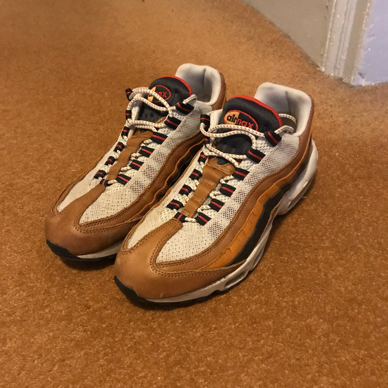 new concept 9cefd 4a11c  ncfrost. 2 years ago. Worthing, United Kingdom. Nike Air Max 95 Escape ...