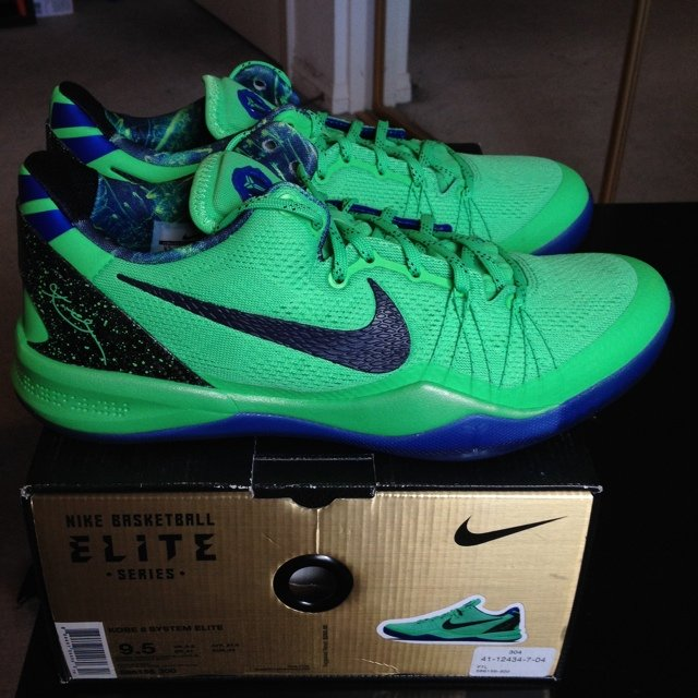 cheaper 4a1c3 ba972  justasn187. 5 years ago. Pasadena, United States. Nike kobe 8 elite ...