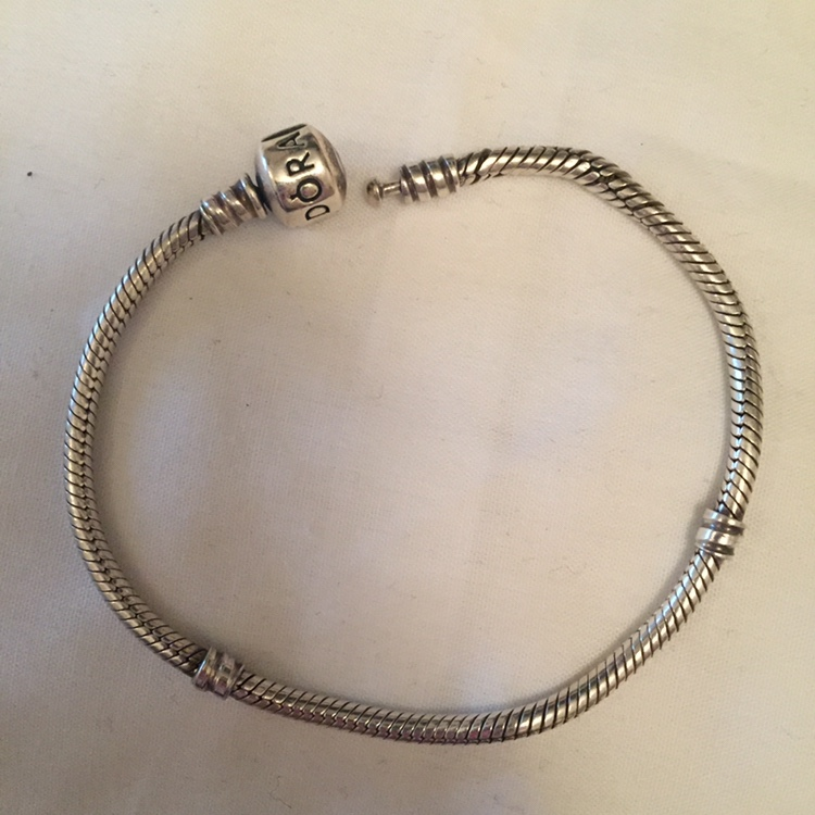 Classic Pandora Charm Bracelet Used Looking For A Depop