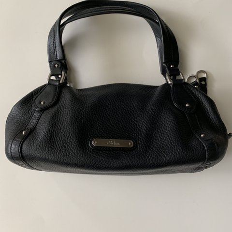 5e4b708cb5 @presley523. 2 months ago. Los Angeles, United States. Cole Haan Handbag,  Leather ...