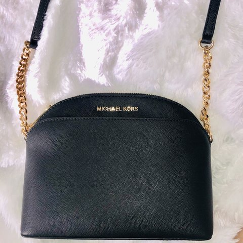 4899b9c25a0c Michael Kors Black Crossbody Bag •BRAND NEW WITH TAG! Free - Depop