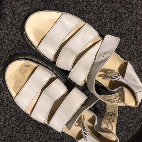 4a30542194d0 Clarissa dr marten sandals - size 6! Perfect for summer! dr - Depop