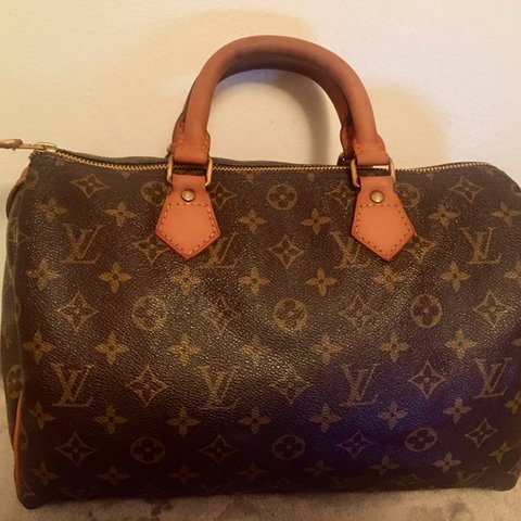 c5aa0af54f9d Authentic pre-owned Louis Vuitton Speedy 30. This is a item - Depop