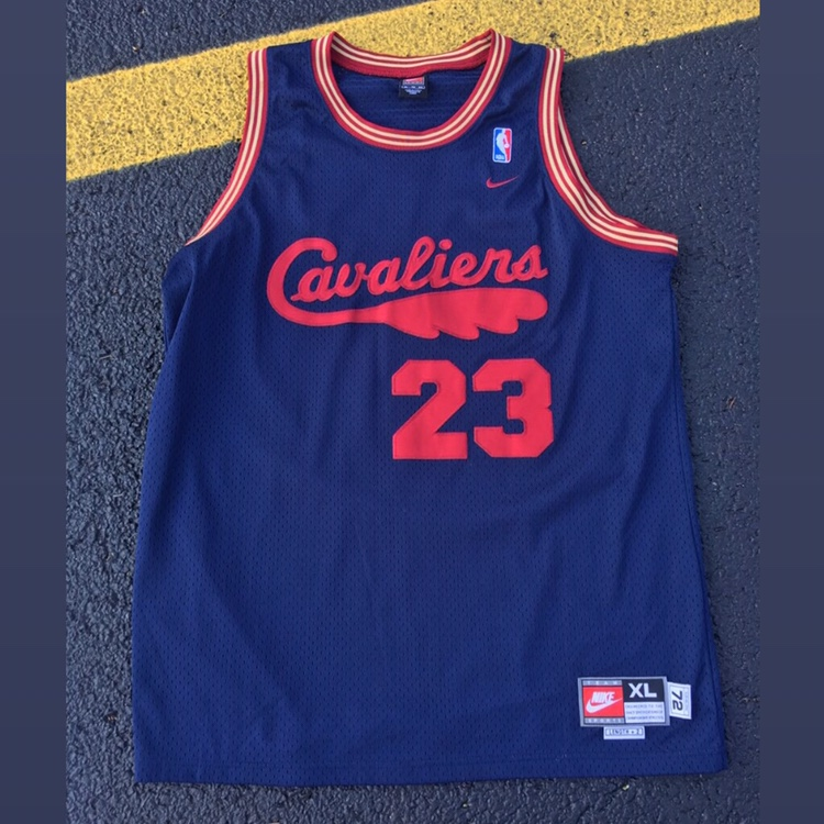 the latest d5d45 616b9 Lebron James Retro Cavs Jersey XL #Cleveland... - Depop