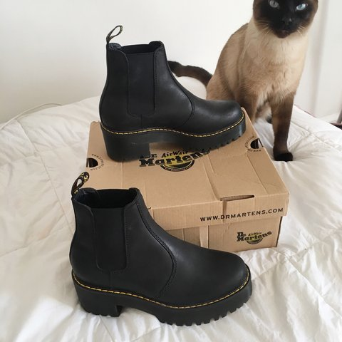 6431730b73a Selling Dr. Martens in style Rometty Wyoming (original US - Depop