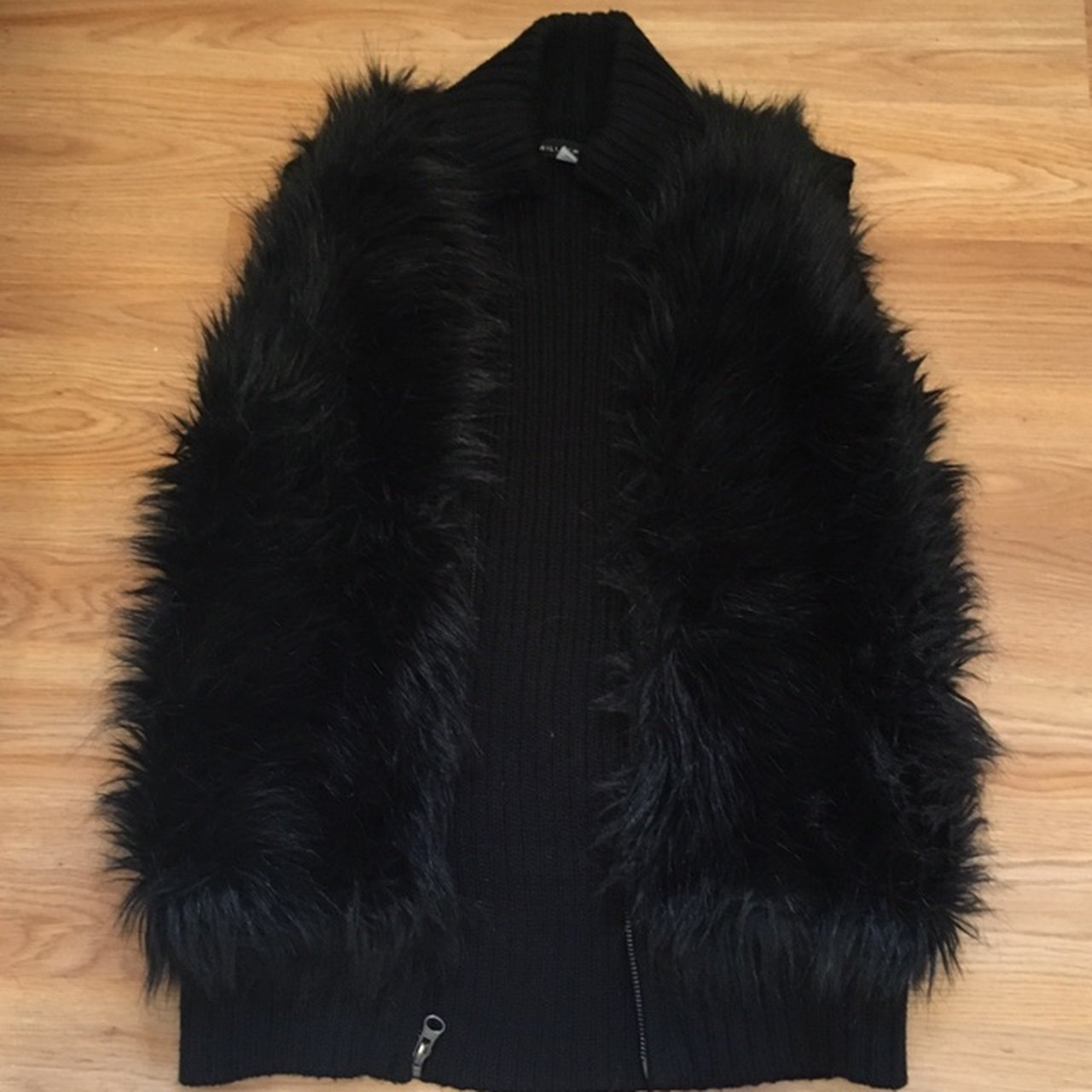 6dcb76280c7ae Faux Fur Vest by Willi