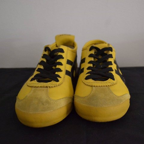 quite nice a5f59 ca220  iliannli. 7 months ago. Αθήνα, Ελλάδα. Rare ASICS Onitsuka tiger Mexico 66   yellow ...