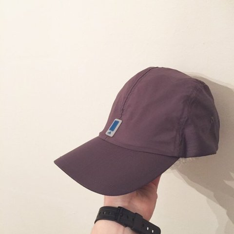5dca9879a9694 Adidas vintage cap   One size fits all   - Depop