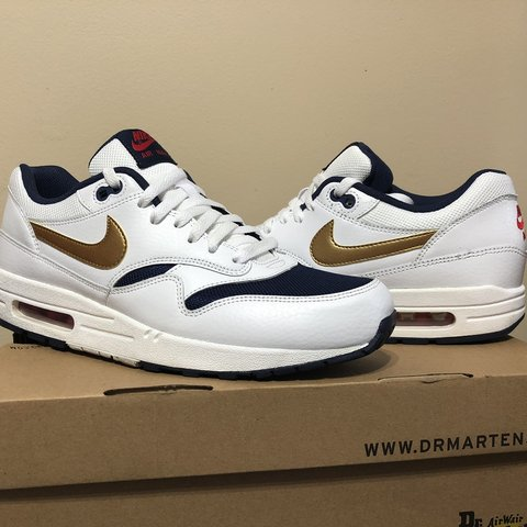 timeless design 7d18c cefe5  danmat17. 2 months ago. New York, United States. Nike air max 1 Olympic ...