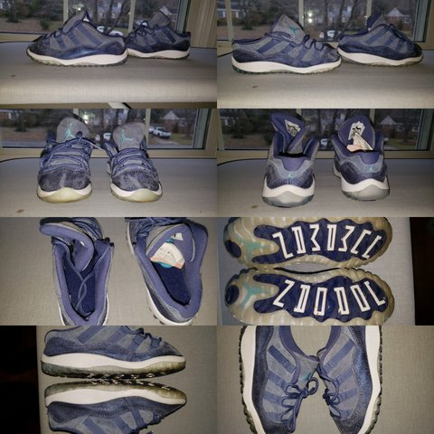the best attitude a6a63 32f7f Baby Jordan brand 11 s low- 0